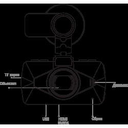 Видеорегистратор NOUS NF3