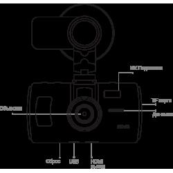 Видеорегистратор NOUS NF9