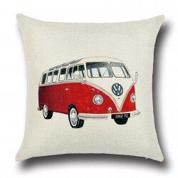 Подушка декоративная Volkswagen T1 45 х 45 см