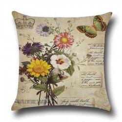 Подушка декоративная Bouquet for Beloved 45 х 45 см