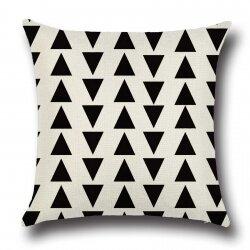 Подушка декоративная Small Triangles 45 х 45 см