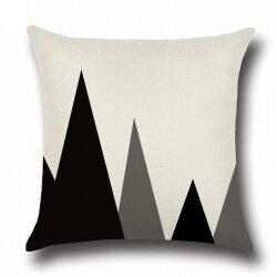 Подушка декоративная Sharp Angles 45 х 45 см
