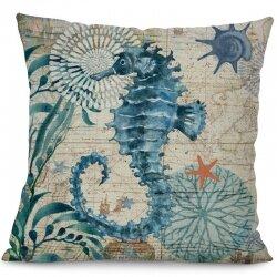 Подушка декоративная Sea Horse 45 х 45 см