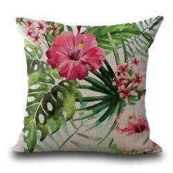 Подушка декоративная Flowering Palm 45 х 45 см