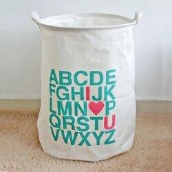 Корзина для игрушек Alphabet