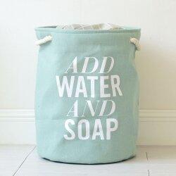 Корзина для игрушек Water mint