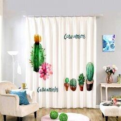 Штора Cactus 135 х 265 2 шт.
