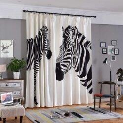 Штора Zebra 135 х 265 2 шт.