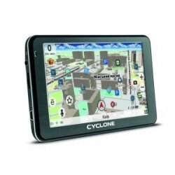 GPS НАВИГАТОР CYCLONE ND 505 AV BT