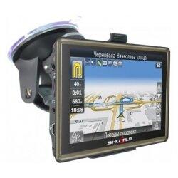 GPS навигатор SHUTTLE PNA-5019