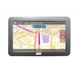 Автомобильный GPS навигатор RS N501A Android (Навлюкс)