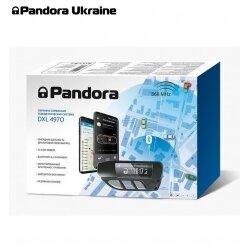 Автосигнализация Pandora DXL 4970 с сиреной