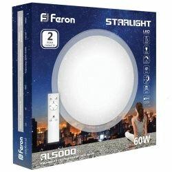 Светодиодный светильник Feron Smart Light AL5000 60W-2700K-6400K