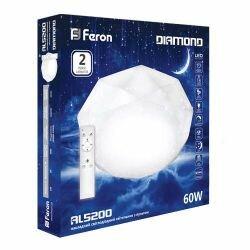 Светодиодный светильник Feron Smart Light AL5200 60W-2700K-6400K