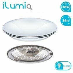 Умный светодиодный светильник iLumia 069 The Silver Spirit 38W-2800K/6000K