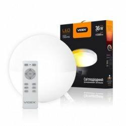 Светодиодный светильник Videx Smart Light, Круг 36W-2800-6000K