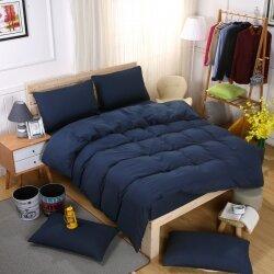 Комплект постельного белья Navy Blue (полуторный)