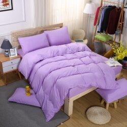 Комплект постельного белья Purple (полуторный)