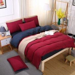Комплект постельного белья Red-Blue (полуторный)
