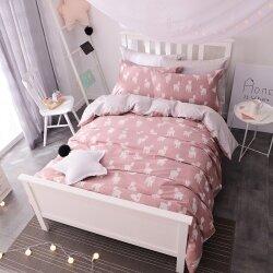 Комплект постельного белья White Dog (двуспальный-евро)