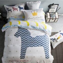 Комплект постельного белья Dream Pegas (двуспальный-евро)