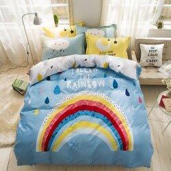 Комплект постельного белья Follow the Rainbow (двуспальный-евро)