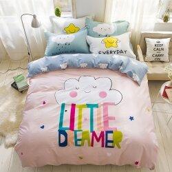 Комплект постельного белья Little Dreamer (двуспальный-евро)