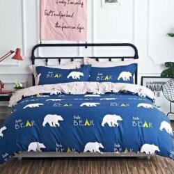 Комплект постельного белья Little Bear (полуторный)