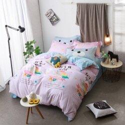 Комплект постельного белья Pegasus (двуспальный-евро)