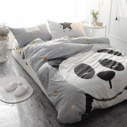 Комплект постельного белья Big Panda (полуторный)